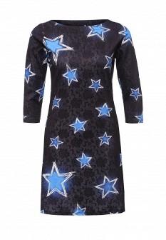 Синее платье Taya