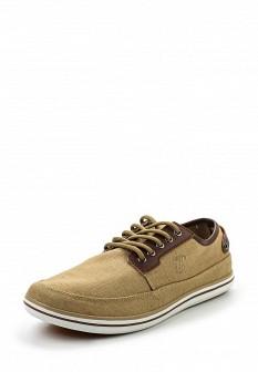 Мужские бежевые ботинки Tesoro