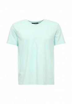 Мужская бирюзовая футболка TOM FARR