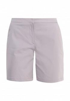 Женские серые шорты TOM FARR