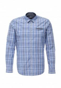 Мужская синяя рубашка TOM TAILOR