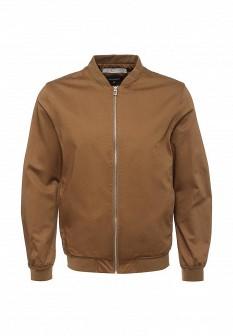 Мужская коричневая куртка TOM TAILOR