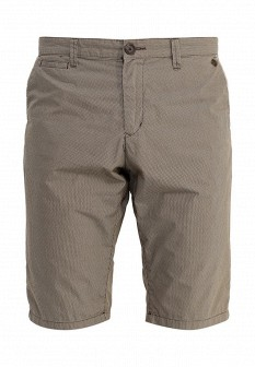 Мужские бежевые шорты TOM TAILOR
