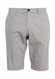 Мужские серые шорты TOM TAILOR