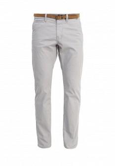 Мужские серые брюки TOM TAILOR