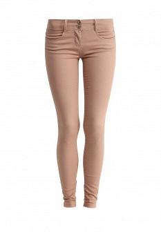 Женские бежевые брюки TOM TAILOR