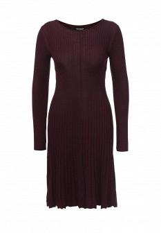 Фиолетовое осеннее платье TOM TAILOR