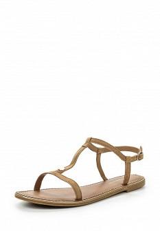 Женские коричневые сандалии