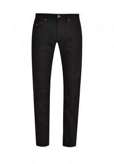 Мужские черные осенние джинсы