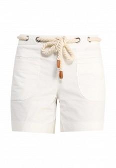 Женские белые шорты Tommy Hilfiger