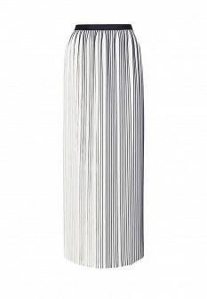 Белая осенняя юбка Tommy Hilfiger