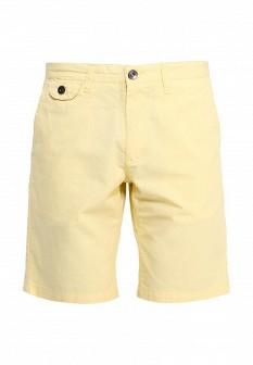 Мужские желтые шорты Top Secret