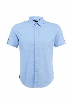 Мужская синяя рубашка Top Secret