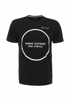 Мужская осенняя футболка Top Secret