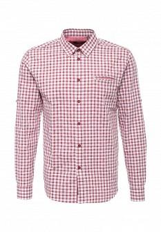 Мужская красная рубашка Top Secret