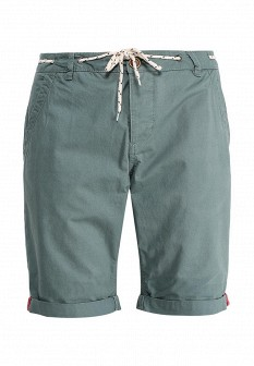 Мужские зеленые шорты Top Secret