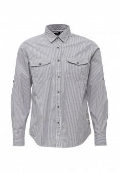Мужская серая рубашка Top Secret
