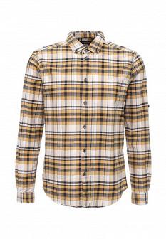 Мужская желтая рубашка Top Secret