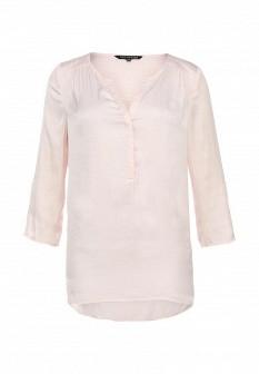 Розовая осенняя блузка Top Secret