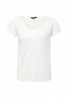 Женская белая футболка Top Secret