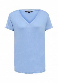 Женская голубая футболка Top Secret