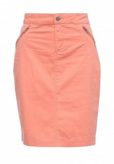 Коралловая юбка Top Secret
