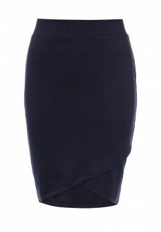 Синяя юбка Top Secret