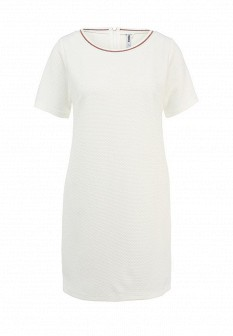 Белое платье Troll
