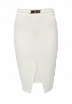 Белая юбка Troll