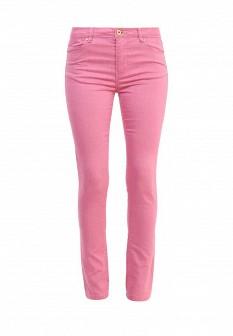 Женские розовые брюки Troll