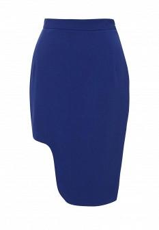 Синяя юбка Tsurpal