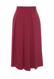 Бордовая юбка Tsurpal