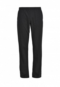 Мужские черные осенние брюки спорт