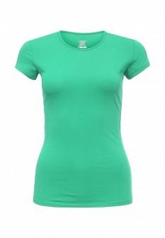 Женская зеленая футболка ТВОЕ