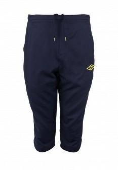 Мужские синие шорты Umbro