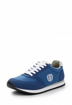 Женские синие осенние кроссовки