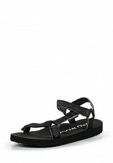 Женские черные сандалии Vero moda