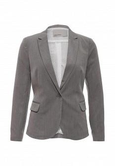Женский серый осенний жакет Vero moda
