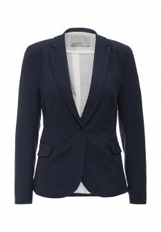 Женский синий осенний жакет Vero moda