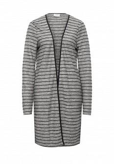 Женский серый кардиган Vero moda