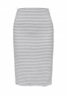 Белая юбка Vero moda