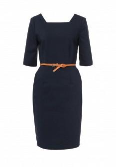 Синее платье Vero moda
