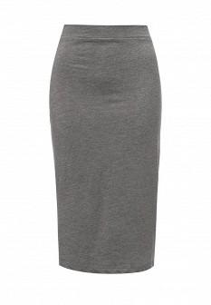 Серая юбка Vero moda
