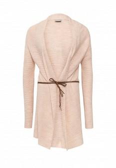 Женский розовый кардиган Vero moda