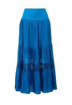 Синяя юбка Vis-a-vis