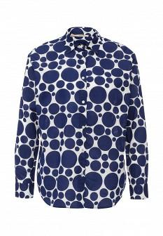 Синяя блузка Vis-a-vis
