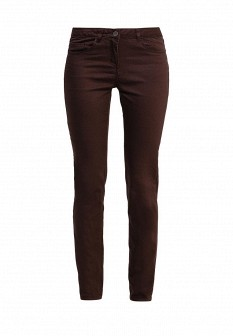 Женские коричневые осенние джинсы