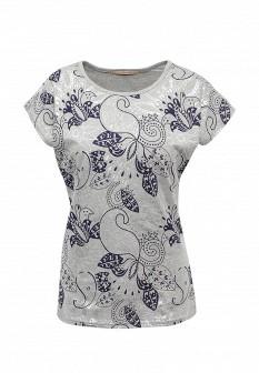 Женская серая футболка Vis-a-vis