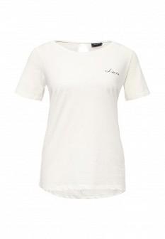 Женская белая футболка Vila