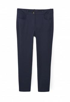 Женские синие брюки Violeta by Mango